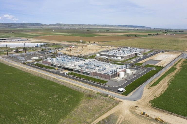 Quincy WA Data Center