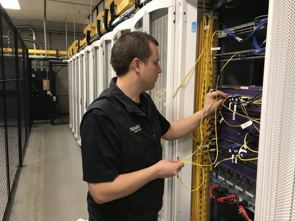 Remote Hands Tech In Data Center
