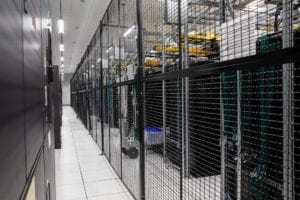 Data Center Cage